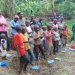 The Water Project: Bukhakunga Community, Mukomari Spring -  Training