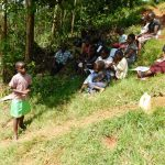 The Water Project: Mukhunya Community, Mwore Spring -  Training
