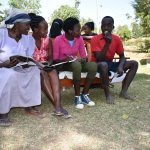 The Water Project: Emukoyani Community, Ombalasi Spring -  Group Discussions