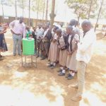 The Water Project: Ichinga Primary School -  Handwashing Training