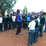 The Water Project: Green Mount Primary School -  Handwashing Training