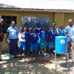 The Water Project: Lwakhupa Primary School -  Handwashing Training