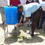 The Water Project: Lwakhupa Mixed Secondary School -  Handwashing Training