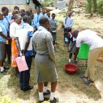 The Water Project: Koitabut Secondary School -  Handwashing Training