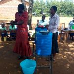 The Water Project: Ingwe Primary School -  Handwashing Training