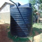 The Water Project: Lwanga Itulubini Primary School -  Plastic Tank