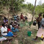 The Water Project: Mukoko Community, Mshimuli Spring -  Handwashing Training