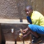 The Water Project: Chebunaywa Primary School -  Clinton Kibisu