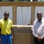 The Water Project: Chebunaywa Primary School -  Clinton Kibisu And Mr John Mundehe