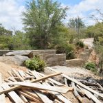 The Water Project: Mbau Community B -  Dam And Construction Materials