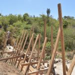 The Water Project: Mbau Community B -  Dam Construction