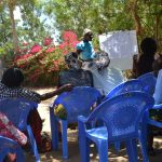 The Water Project: Mbau Community B -  Training