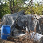 The Water Project: Ndithi Community A -  Cement Bags For Well And Dam