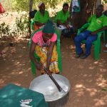 The Water Project: Ndithi Community A -  Soapmaking