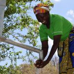 The Water Project: Ndithi Community A -  Water