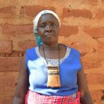 The Water Project: Kasekini Community -  Mary Muthangwa