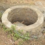 The Water Project: Mbau Community C -  Beginning Of Well Construction