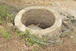 The Water Project:  Beginning Of Well Construction