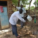 The Water Project: Mbau Community C -  Handwashing Exercise