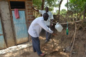 The Water Project:  Handwashing Exercise