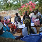 The Water Project: Mbau Community C -  Training
