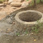 The Water Project: Mbau Community C -  Well Construction Underway