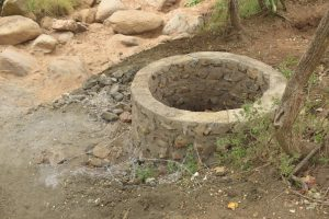 The Water Project:  Well Construction Underway