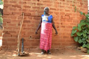 The Water Project:  Mary Muthangwa
