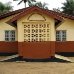 The Water Project: Lokomasama, Kamayea, Susu Community & Church -  Church