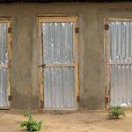 The Water Project: Lokomasama, Kamayea, Susu Community & Church -  Latrine