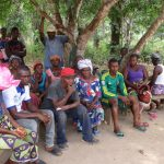 The Water Project: Kamayea, Susu Community & Church -  Pa Sorie Kanu Man With The Red Hat
