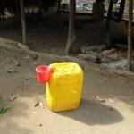 The Water Project: Lokomasama, Kamayea, Susu Community & Church -  Water Storage