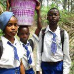 The Water Project: Lokomasama, Musiya, Nelson Mandela Secondary School -  Adama Conteh Left