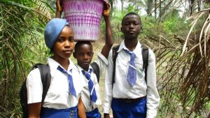 The Water Project:  Adama Conteh Left