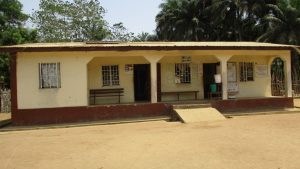 The Water Project:  Community Health Center