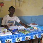 The Water Project: Lokomasama, Musiya, Nelson Mandela Secondary School -  Mohamed Turay Acting School Principal