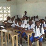 The Water Project: Lokomasama, Musiya, Nelson Mandela Secondary School -  Students In Classroom