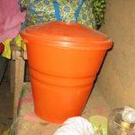 The Water Project: Lokomasama, Musiya, Nelson Mandela Secondary School -  Water Storage