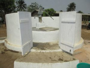 The Water Project:  Completed Well