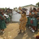 The Water Project: UBA Senior Secondary School -  Dancing At The Dedication