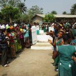 The Water Project: UBA Senior Secondary School -  Dedication