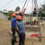 The Water Project: UBA Senior Secondary School -  Drilling