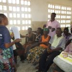 The Water Project: UBA Senior Secondary School -  Headman Participating In Hegyiene Training
