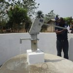 The Water Project: UBA Senior Secondary School -  Pump Testing