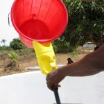 The Water Project: Rowana Junior Secondary School -  Chlorination