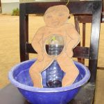 The Water Project: Rowana Junior Secondary School -  Diarrhea Doll