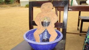 The Water Project:  Diarrhea Doll