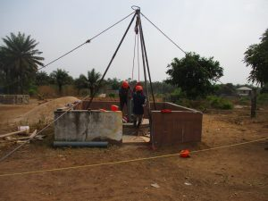 The Water Project:  Getting Prepared To Drill