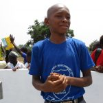 The Water Project: Rowana Junior Secondary School -  Ibrahim S Kamara School Head Boy