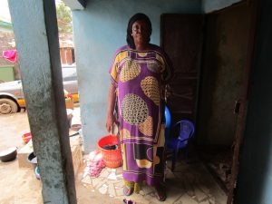 The Water Project:  Aminata Teresa Kamara